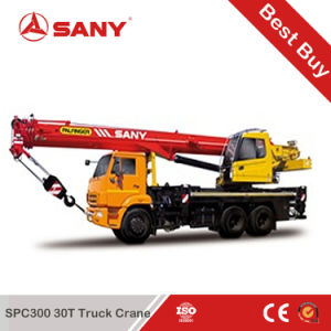 Sany Stc300s Truck-Mounted Crane 30 Ton Mobile Crane Price pictures & photos