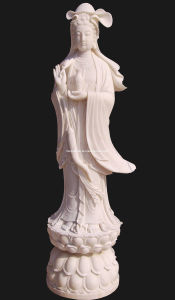 Marble Kwanyin pictures & photos