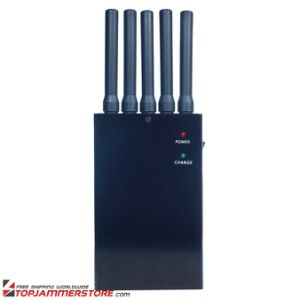 New 5 Powerful Antenna 3G 4glte Wimax Signal Jammers pictures & photos