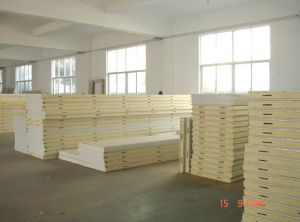 Sanwish Cold Room Panels (LLCB) pictures & photos