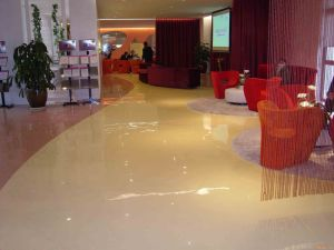 China Top Five Paint Supplier-Maydos Epoxy Floor Paint for Showroom Decoration pictures & photos