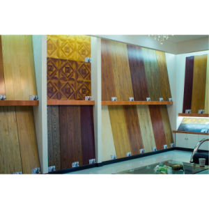 Showroom of Laminate Flooring pictures & photos