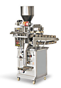 Middle-sized Vertical Packaging Machine (SX-590)