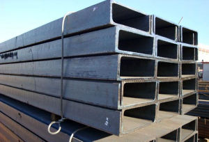 Ss400 Hot Rolled U Channel for Building Structure pictures & photos