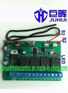 RF 4 Channels Remote Controller System (JH-RX02) pictures & photos