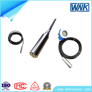 Submersible Anti-Corrosion Digital 4-20mA Water Level Sensor-Factory Price pictures & photos