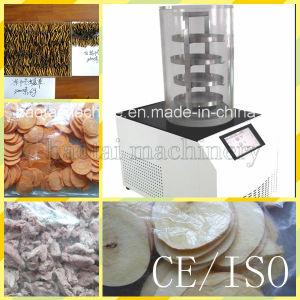 Laboratory Table Top Type Vacuum Freeze Dryer, Lyophilizer Freeze Dryer pictures & photos