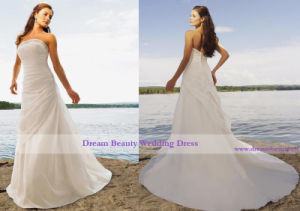 Wedding Dress & Bridal Gown (Hs52-Mic)