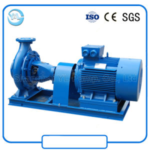 High Temperature Electric Motor Centrifugal Pump for Marine pictures & photos