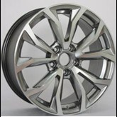 New Design 17 18 Inch Car Alloy Wheel Hub pictures & photos