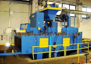 Structure Steel Shot Blasting Machines pictures & photos