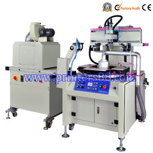 Automatic 1 Color Plastic Stationery Ruler Screen Printing Machine pictures & photos
