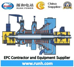 High Quality Extraction Condensing Steam Turbine pictures & photos