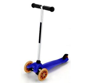 Cheapest Kid Scooter 3 Wheels (ZZHBS-01-B) pictures & photos