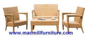 Rattan Furniture Sofa Set (MO 081)