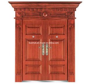 Steel Security Door (FXFT-B0152) pictures & photos