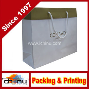 Customized Printed Gift Paper Bag (3246) pictures & photos