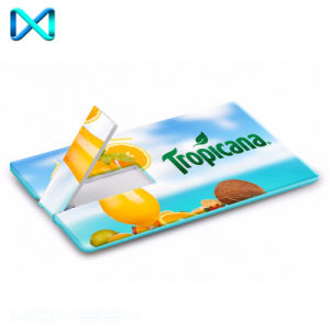 Custom Business Memory Card Flip Wallet USB Stick Flash Drive pictures & photos