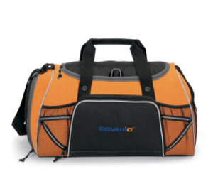 Custom Promotion Polyester Sports Duffel Bag pictures & photos