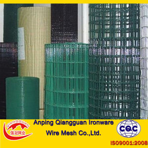 2013 Canton Fair! Hot PVC Coated Welded Euro Fence/Holand Wire Mesh (20 yeas factory)