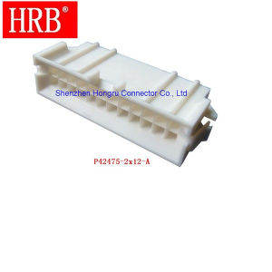 4.2 Pitch Female Electronic Housing Connector pictures & photos
