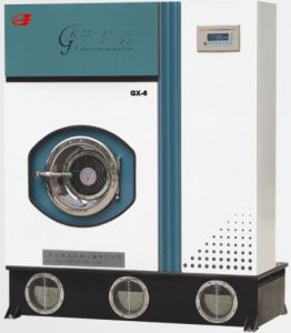 8kgs Dry Cleaning Equipment (GX-8)