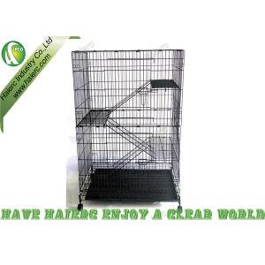 Haierc Unique Design Foldable Dog Cage (CT52)
