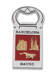 Customized Zinc Alloy Bottle Opener for Souvenir pictures & photos