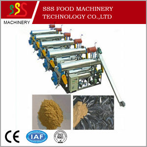 Customized Fish Meal Feed Pellet Production Line with Oil Filter pictures & photos