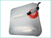 Portable Water Carrier Bag, Folding Water Container for Outdoor pictures & photos