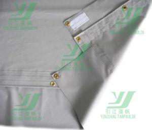 Noise Barrier Fabric, Flame Retardant Tarpaulin