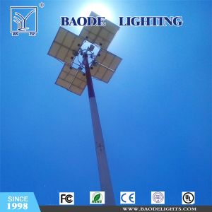 Coc Auto Lifting and Lowering 20m Solar LED System High Mast Lighting (BDGGD1)