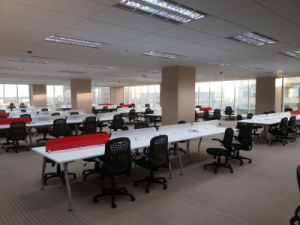High Call Center Project in America Office Furniture pictures & photos