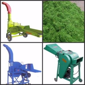 Factory Price Straw Cutting Machine with Ce pictures & photos