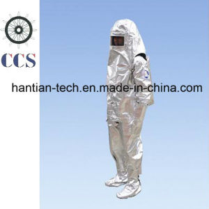 CCS Fire Resistance/Heat Insulating Clothing for Fireman (HT93-1) pictures & photos