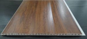 Wooden Lamination PVC Wall Panel
