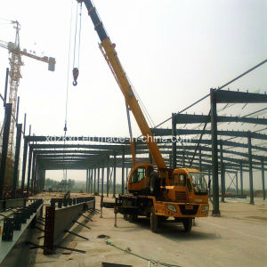 Prefab Structural Steel Warehouse pictures & photos