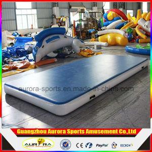 High Quality Dwf Air Tumble Gym Track Inflatable Air Gym Floor Mat