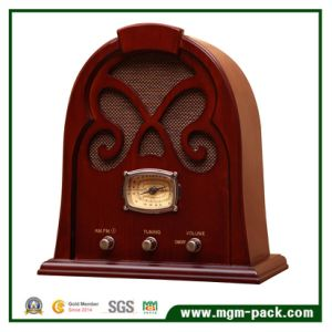 Muti Function Classical Wooden Radio for Sale pictures & photos