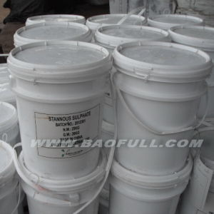 Crystal Powder Tin Sulphate 99% pictures & photos