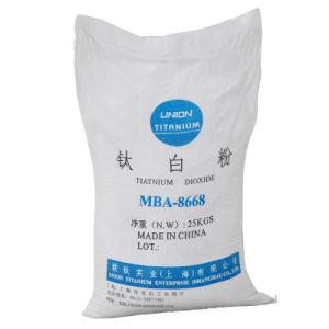Anatase TiO2 Mba8668- Industrial Grade Tianium Dioxide pictures & photos