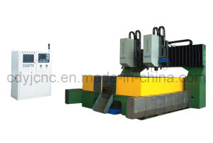 CNC Plate Drilling Lathe pictures & photos
