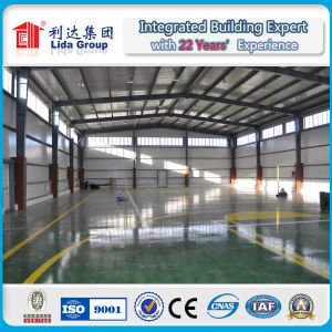 Construction Design Steel Structure Warehouse Steel Structure Two Story Building pictures & photos