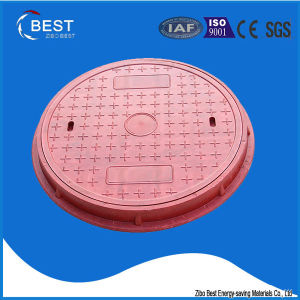 En124 High Quality Composite SMC/BMC Manhole Cover pictures & photos