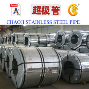 JIS SUS201, 304, 316stainless Steel Coil pictures & photos