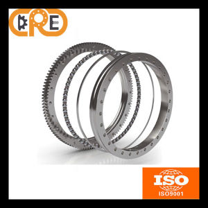 China Single-Row Four Point Contact Ball Slewing Bearing Ring pictures & photos
