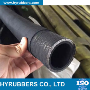 4sp High Pressure Hose Rubber Hydraulic Hose Crimping Hydraulic Hose pictures & photos