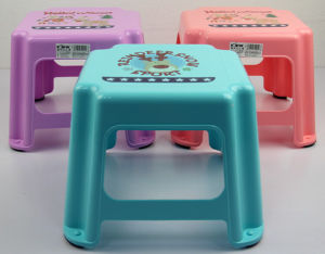 China Manufacturer of Square Children Use Plastic Chair pictures & photos