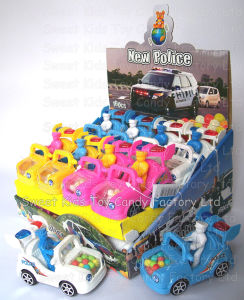 Police Car Toy Candy (110604) pictures & photos