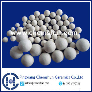 Inert Ceramic Ball as Catalyst Support Balls (Al2O3: 23-30%) pictures & photos